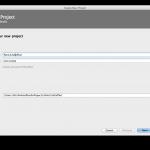 空のActivityで作ったプロジェクトにActivityの追加のメモ