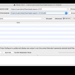 pyenv で使っている python3.5 (anaconda3-4.0.0)で opencv3 を使う